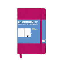 Leuchtturm1917 Sketchbook Pocket Berry