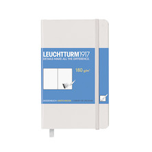 Leuchtturm1917 Sketchbook Pocket White