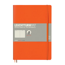 Leuchtturm1917 Softcover Notebook B5 Orange
