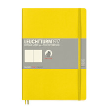 Leuchtturm1917 Softcover Notebook B5 Lemon