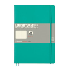 Leuchtturm1917 Softcover Notebook B5 Emerald