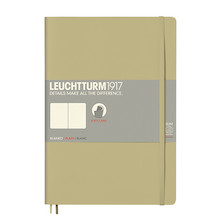 Leuchtturm1917 Softcover Notebook B5 Sand