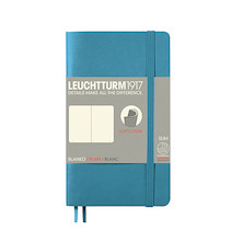 Leuchtturm1917 Softcover Notebook Pocket Nordic Blue