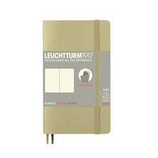 Leuchtturm1917 Softcover Notebook Pocket Sand