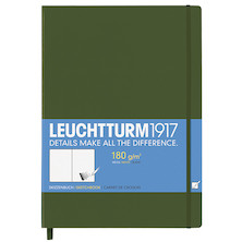 Leuchtturm1917 Sketchbook Master Army