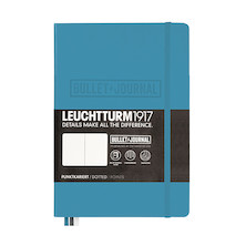 Leuchtturm1917 Bullet Journal A5 Nordic Blue