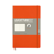 Leuchtturm1917 Softcover Notebook B6+ Orange