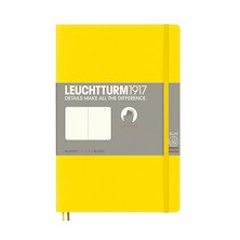 Leuchtturm1917 Softcover Notebook B6+ Lemon