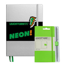 Leuchtturm1917 Notebook and Pen Loop Promotion