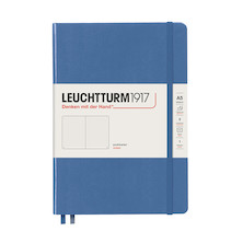 Leuchtturm1917 Hardcover Notebook Medium Denim