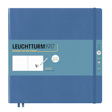 Leuchtturm1917 Sketchbook Square Denim