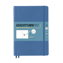 Leuchtturm1917 Sketchbook Medium Denim