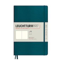 Leuchtturm1917 Softcover Notebook Medium Pacific Green