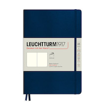 Leuchtturm1917 Softcover Notebook Medium Navy