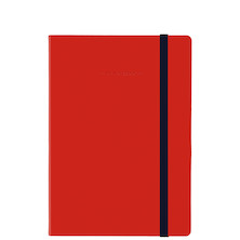 Legami My Notebook Dotted Red