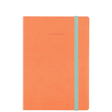 Legami My Notebook Dotted Salmon