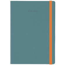 Legami My Notebook Large Blue-Grey