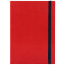 Legami My Notebook Large Red