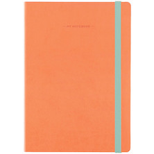 Legami My Notebook Large Salmon