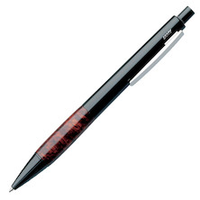 Lamy accent BY Ballpoint Pen Black Lacquer / Briarwood