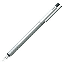 Lamy logo Fountain Pen Matt Stainless Steel