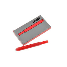 Lamy T10 Coral Ink Cartridges
