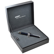 Lamy scala Fountain Pen Blue Black