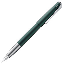 Lamy Studio Fountain Pen Racing Green Special Edition