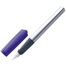 Lamy nexx Fountain Pen Violet Special Edition