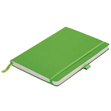 Lamy paper Notebook Softcover A5 Green