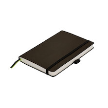 Lamy paper Notebook Softcover A6 Umbra (Charcoal)