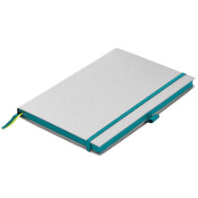 Lamy paper Notebook Hardcover A5 Turmaline Trim
