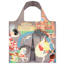 LOQI Shopping Bag Moscow