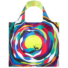 LOQI Shopping Bag Psychedelic