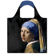 LOQI Shopping Bag Girl with a Pearl Earring - Vermeer