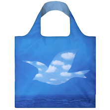 LOQI Shopping Bag The Promise - Magritte