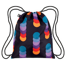 LOQI Backpack Circles