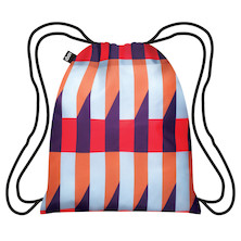 LOQI Backpack Stripes