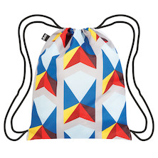 LOQI Backpack Triangles