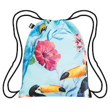 LOQI Backpack Birds