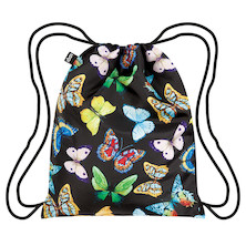 LOQI Backpack Butterflies