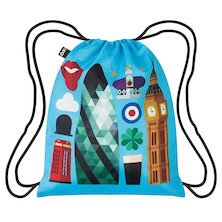 LOQI Backpack London