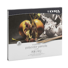 Lyra Rembrandt Polycolour Pencil Set of 24