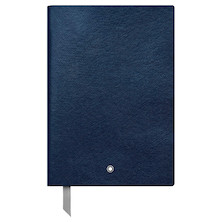 Montblanc Fine Stationery Notebook Indigo Blank