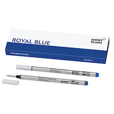 Montblanc Fineliner Refills Set of 2 Medium