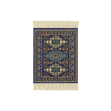 CoasterRug Set of 4 Ardabil