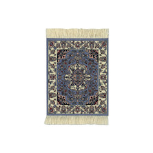 CoasterRug Set of 4 Contemporary Jaipur