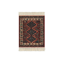 CoasterRug Set of 4 Freud