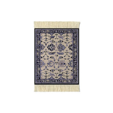 CoasterRug Set of 4 Indienne