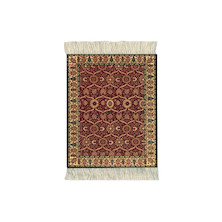 CoasterRug Set of 4 Shah Jihan
